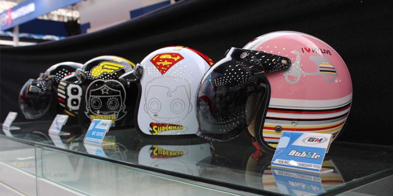 Tips menemukan helm untuk anak