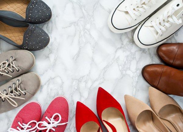 tips memilih sepatu