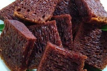 Resep Kue Basah Tradisional Bolu Sarang Semut